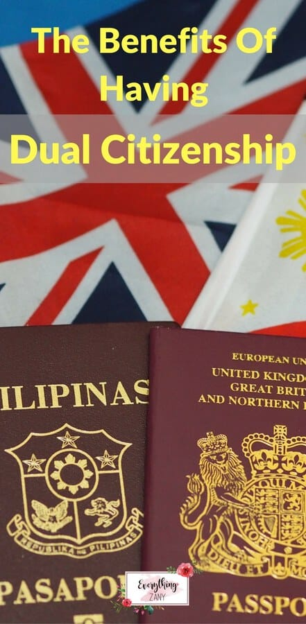 Process of applying for dual citizenship