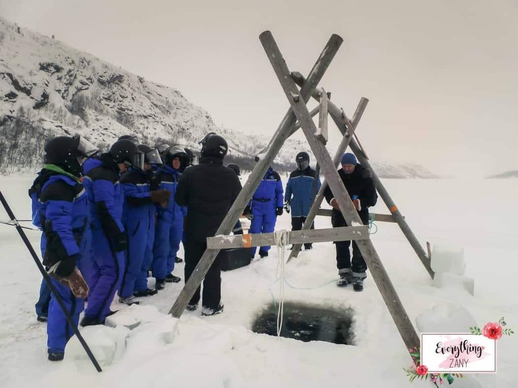 Hotel Review: Snow hotel Kirkenes in the Arctic Region of Norway