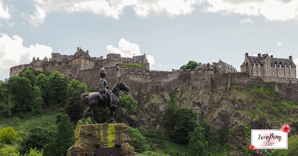 Edinburgh attractions: Edinburgh Castle