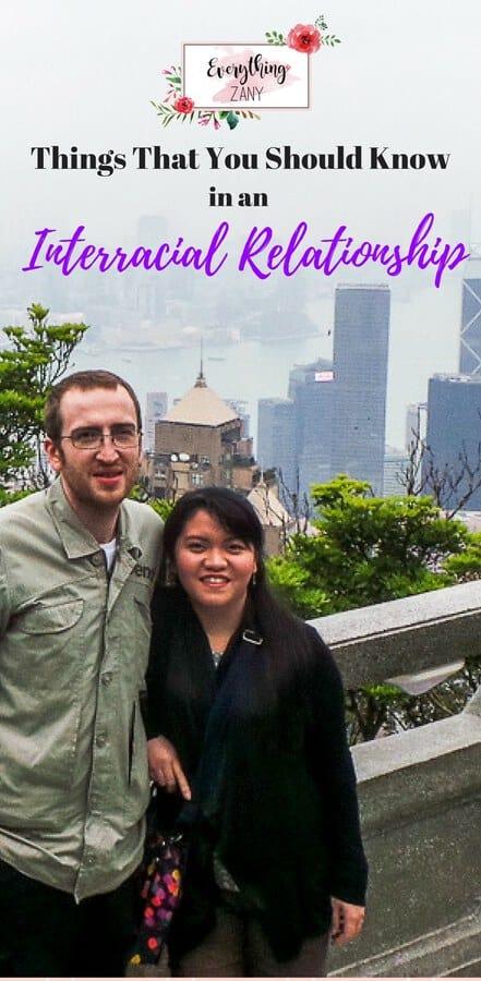 interracial relationship