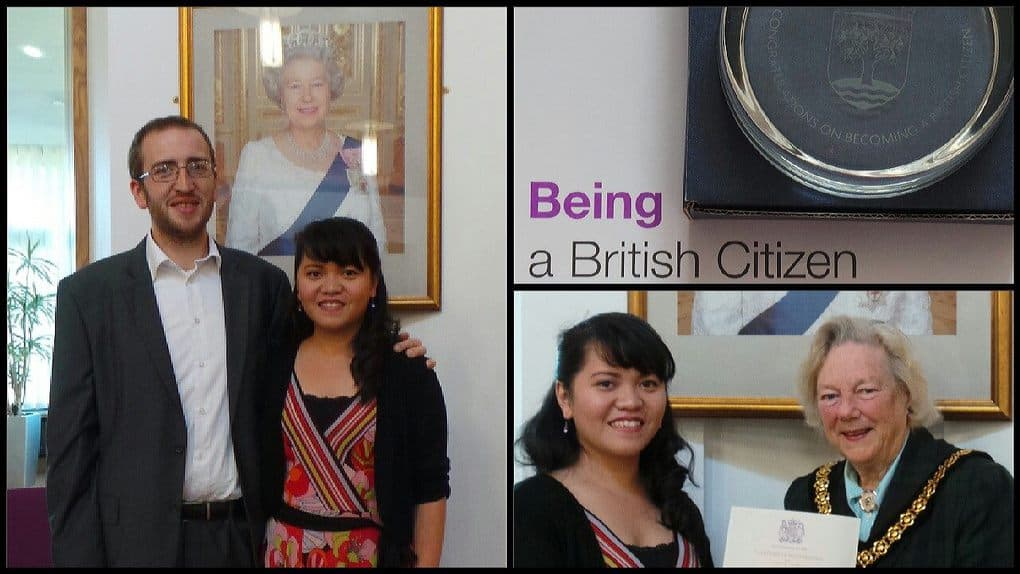 My british citizenship