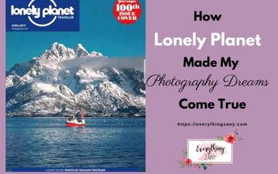 How Lonely Planet Made My Photography Dream Come True