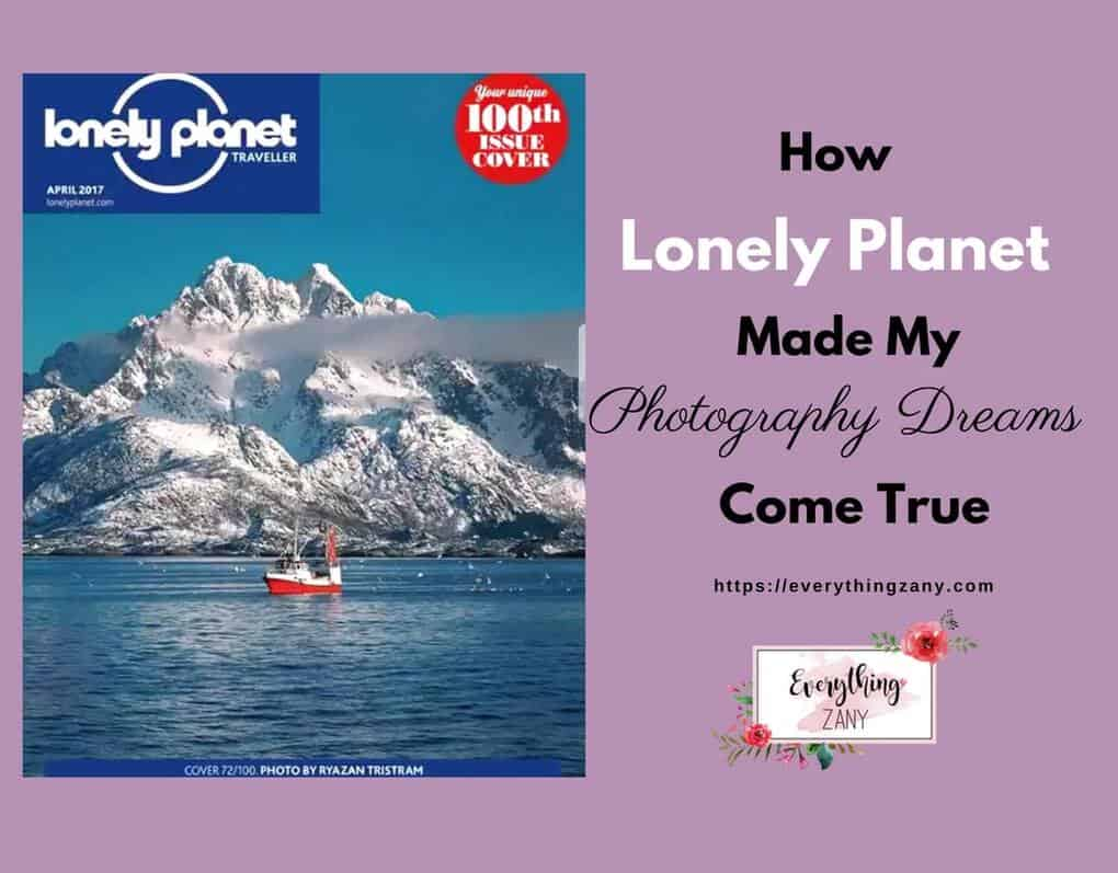 Lonely Planet photography contest