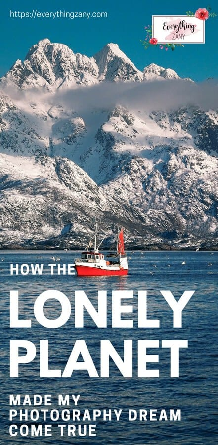 Front cover of Lonely Planet Travel Photography contest