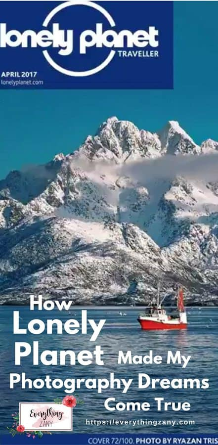 Lonely Planet Travel Photography Contest
