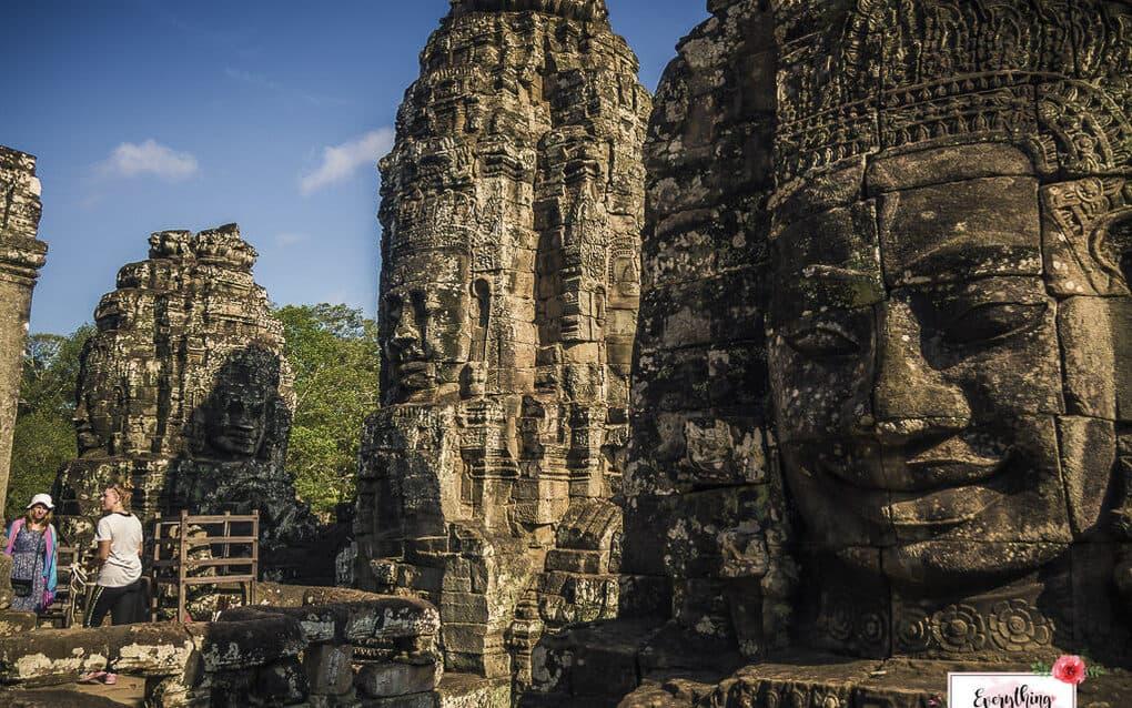 DIY Travel Itinerary to Indochina (Cambodia, Thailand and Malaysia)