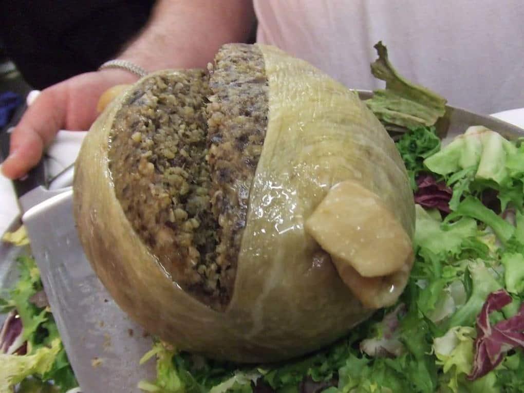 haggis of scotland
