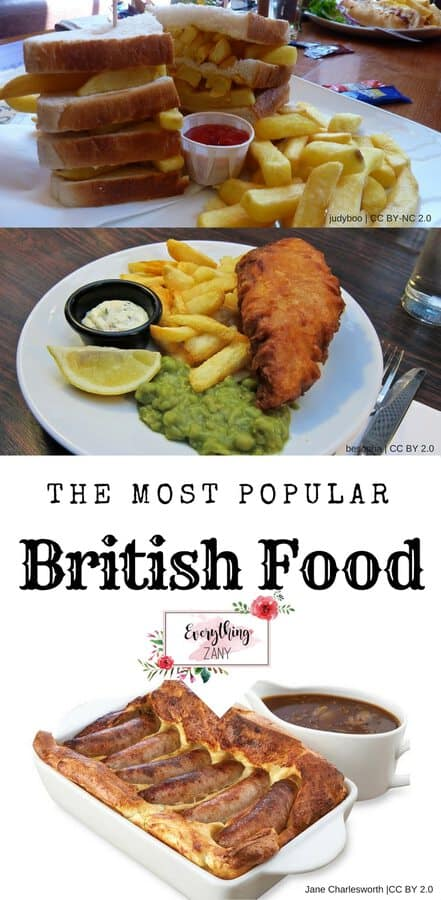 The Most Popular British Food To Try in Britain | V2
