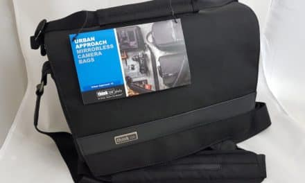 Urban Approach 10 (Think Tank Photo) Mirrorless Camera Bag Review