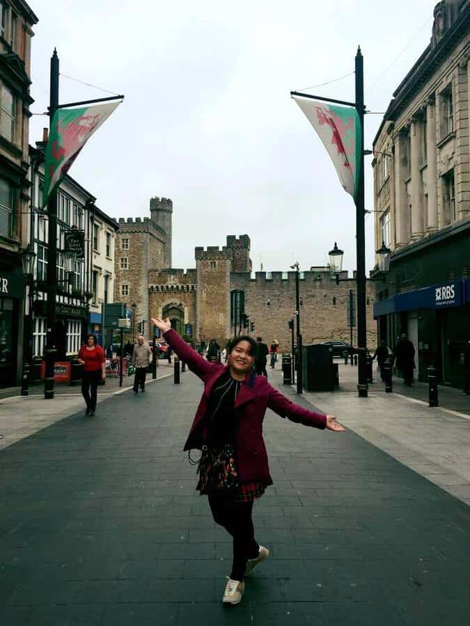Cardiff Wales