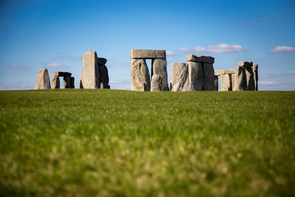 Stonehenge in Salisbury UK