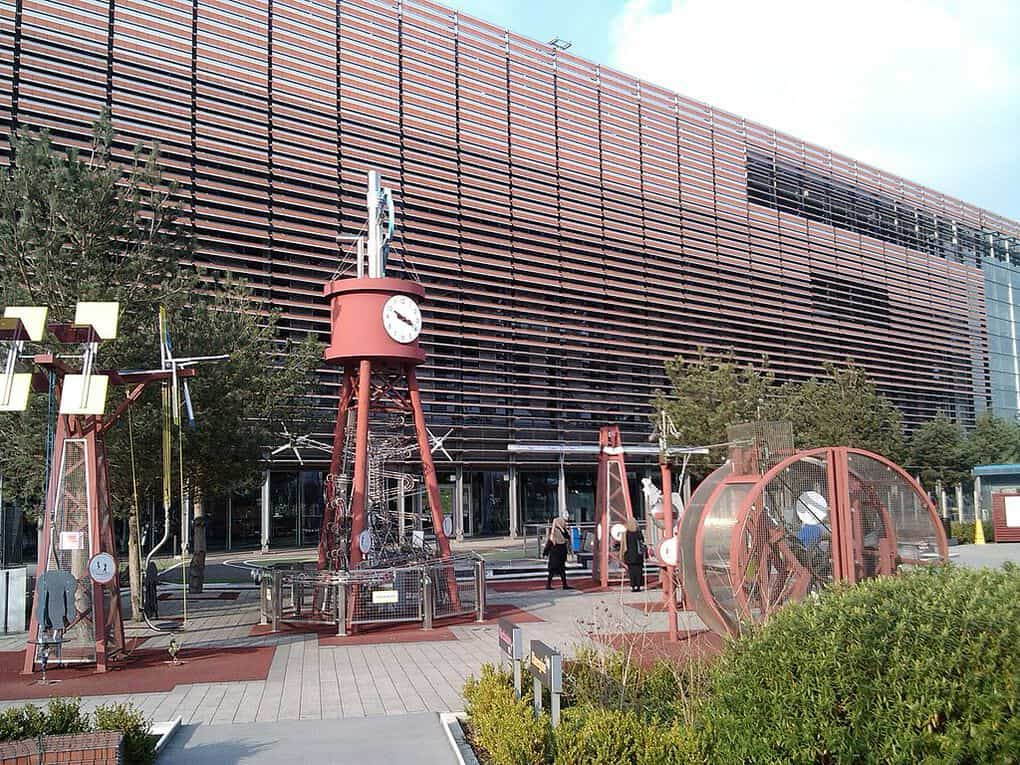 Days out in Birmingham: Think Tank Museum