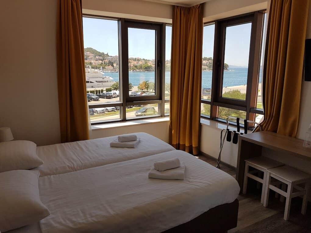 Our Seaview bedroom Hostel Sol