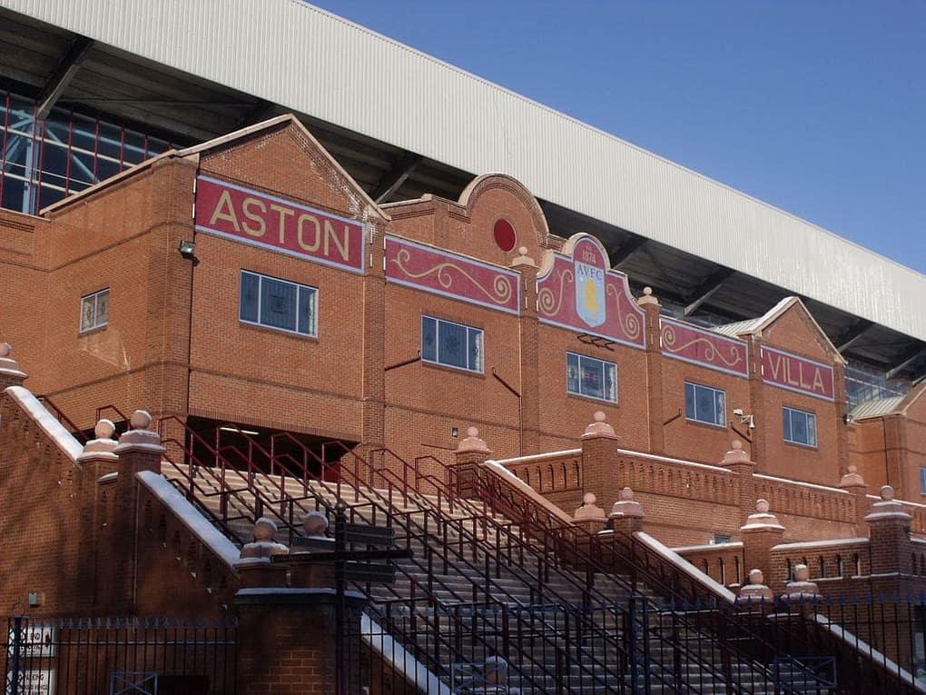 Days out in Birmingham: Aston Villa Birmingham