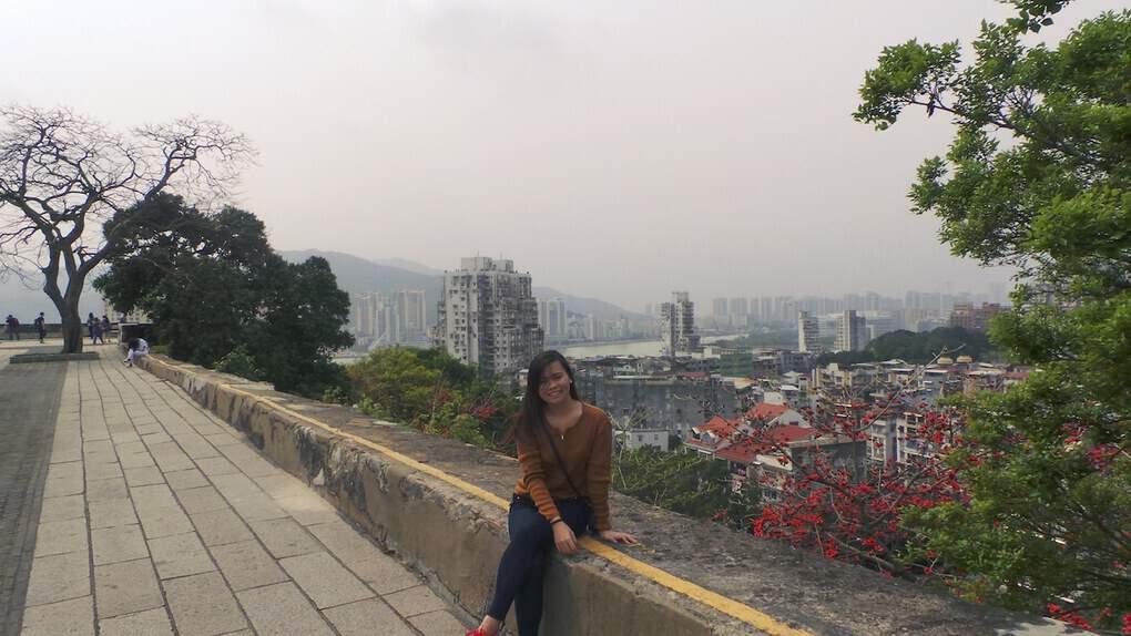Fortaleza do Monte Macau