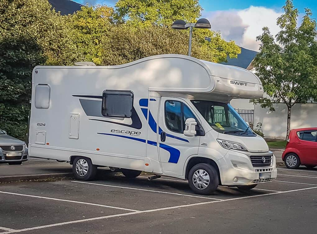 rent an rv in snowdonia