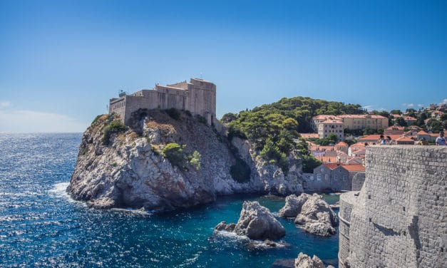Points of Interest: Fun Things To Do In Dubrovnik (King's Landing)