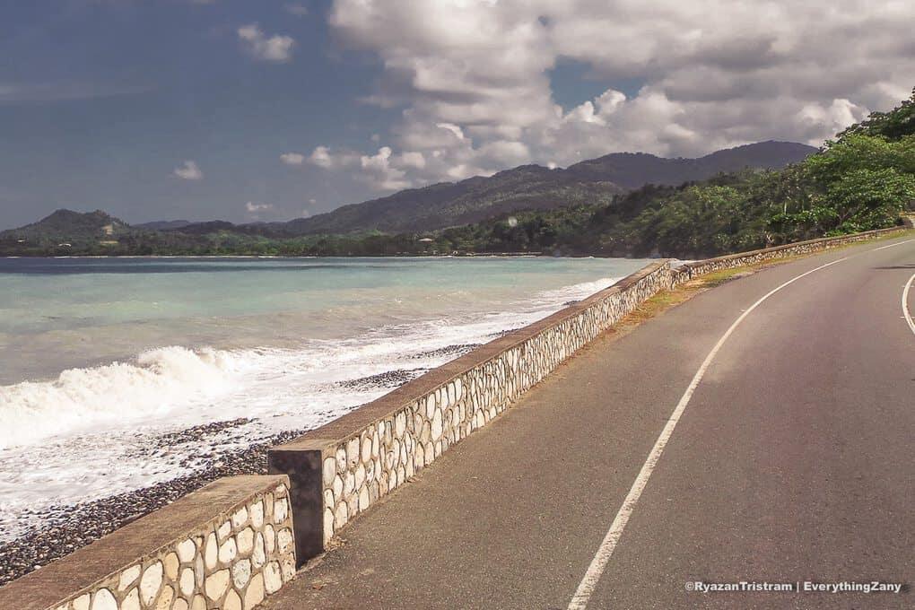 Ocho rios to Portland Jamaica