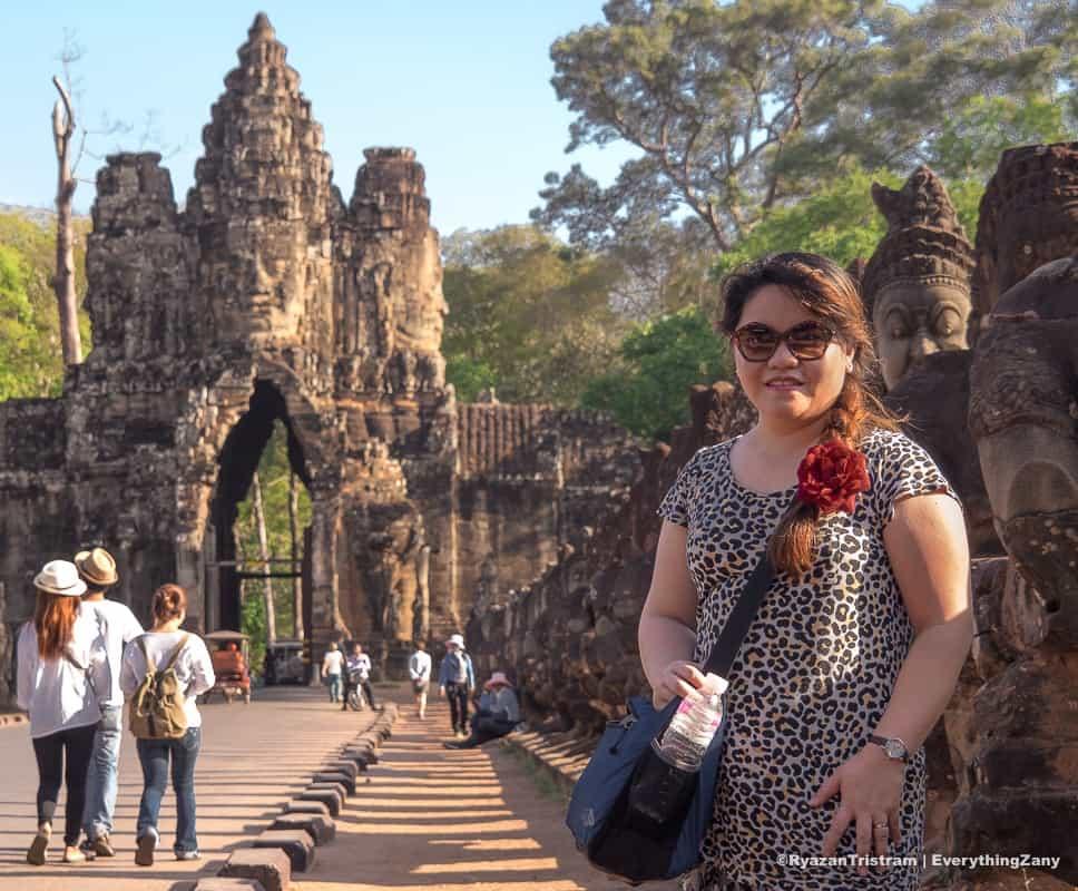 solo travel tips in Cambodia