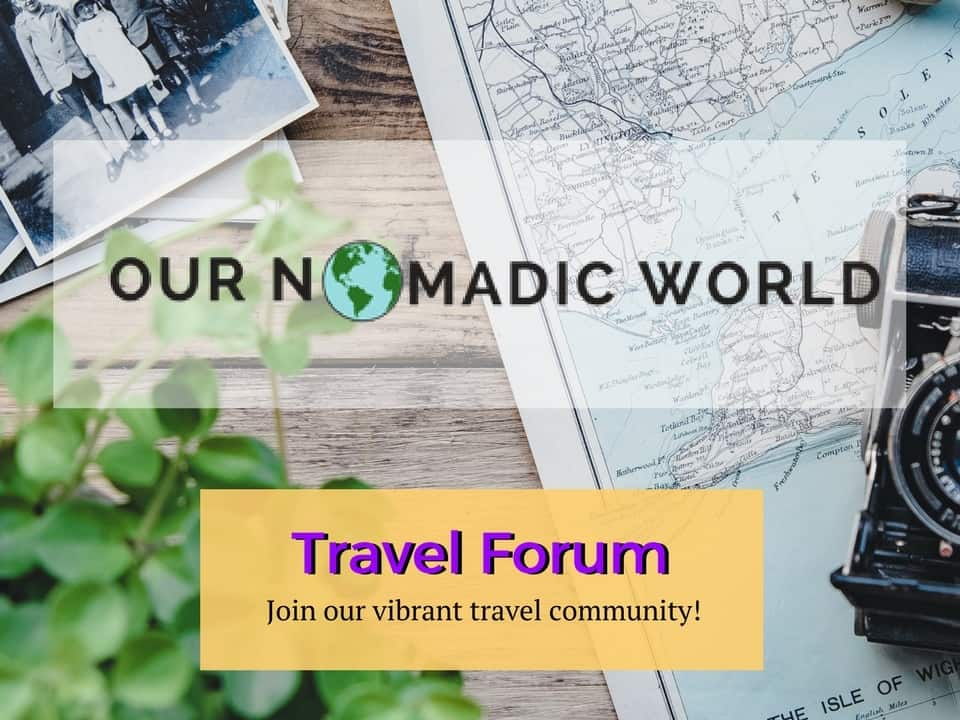 Our Nomadic World