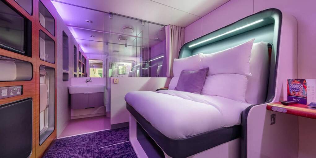 YotelAir Gatwick Experience and Best Travel Hacks (#CleverTravel)