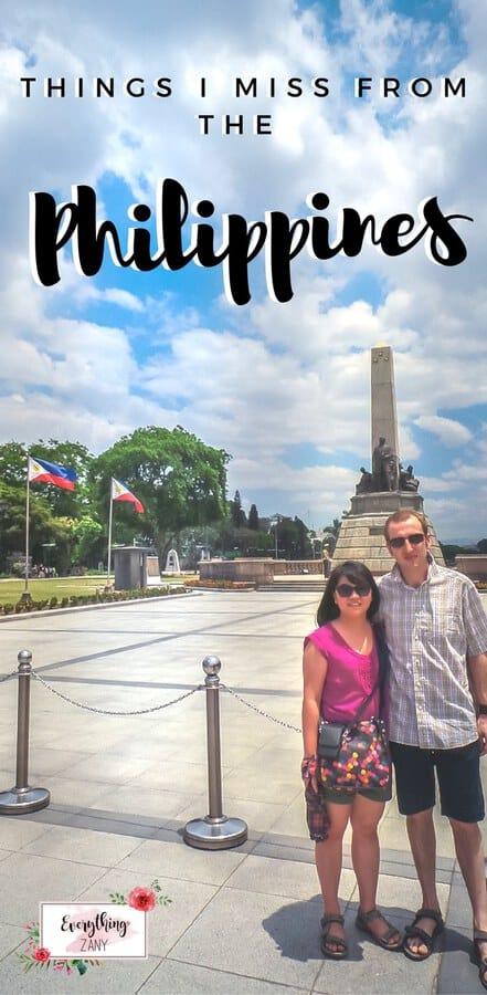 Luneta park in Manila