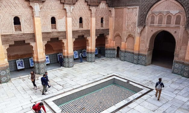 DIY Travel Itinerary to Marrakech (Morocco)