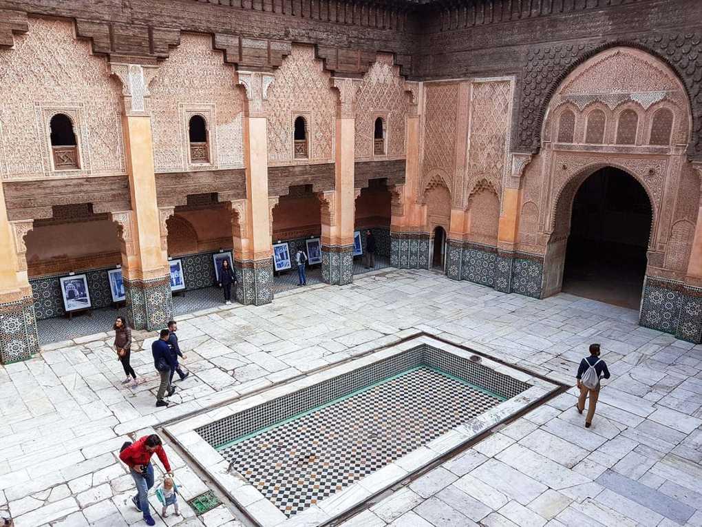 Ben Youseff Madrasa Marrakech