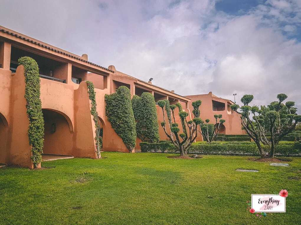 Clubhotel Riu Tikida Palmeraie Balcony