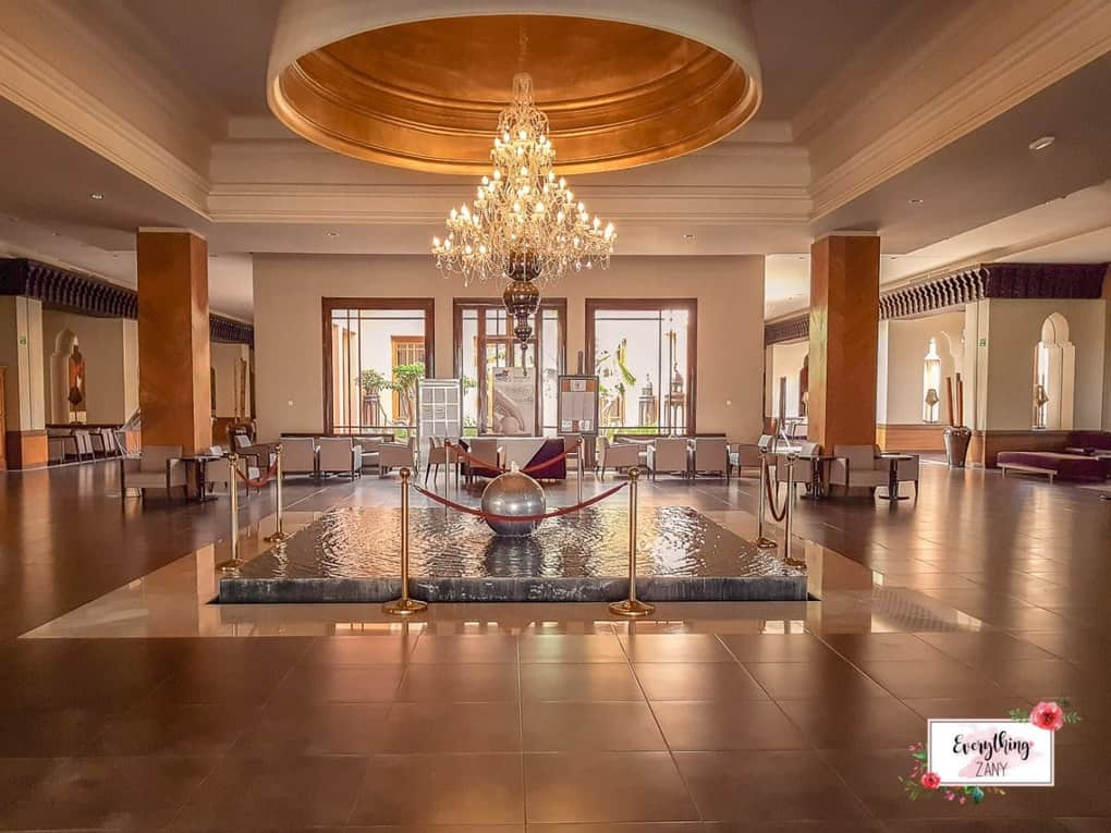 Clubhotel Riu Tikida Palmeraie Lobby