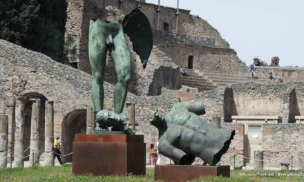 Pompeii and Herculaneum: The Erotic Side of Pompei (Italy)