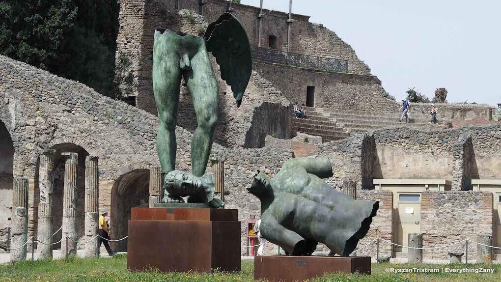 Pompeii And Herculaneum The Erotic Side Of Pompei Italy