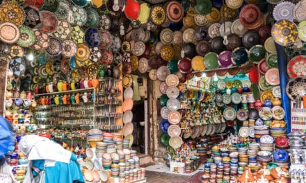Lost in the Souks of Marrakech