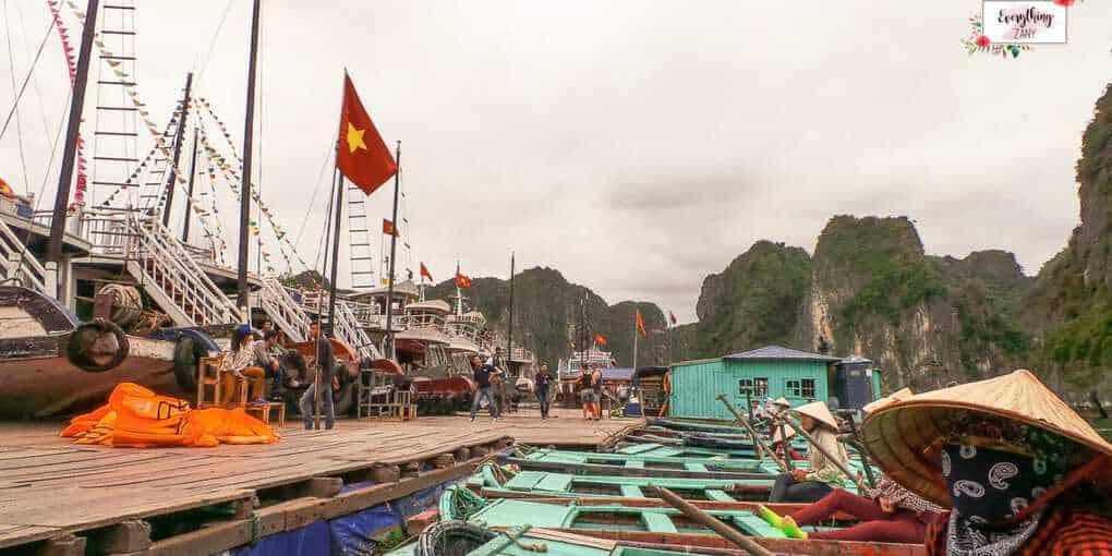 DIY Travel Guide: Hanoi to Halong Bay Vietnam (Budget and Itinerary)
