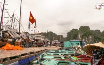 DIY Travel Guide: Hanoi to Halong Bay Vietnam (Budget and Itinerary)