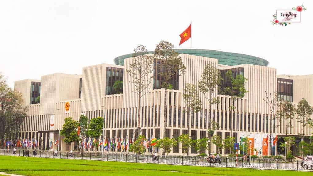 Hanoi Parliament House