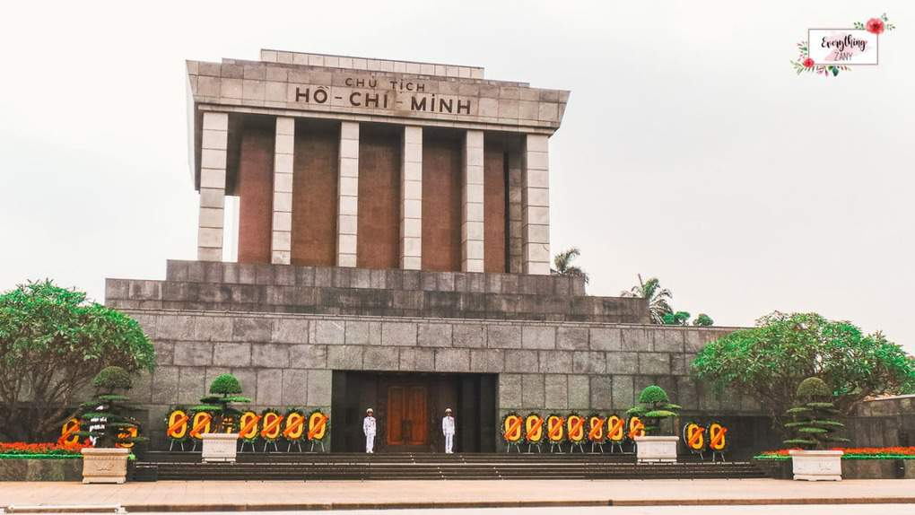 Hanoi Attractions - Ho Chi Minh Mausoleum