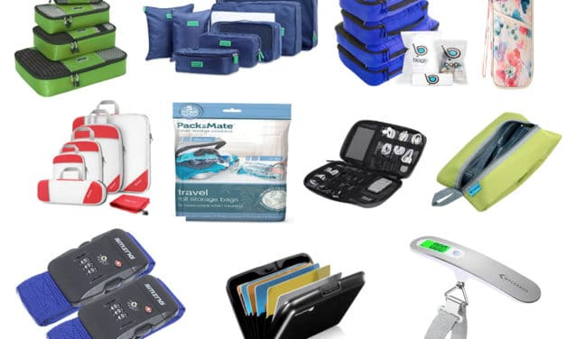 Best Travel Packing Cubes and Accessories For Your Next Trip