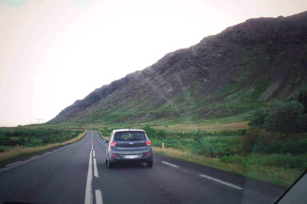 best way to get around Iceland