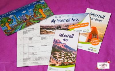 How to Travel Europe by Train Using Interrail Pass and Eurail Pass