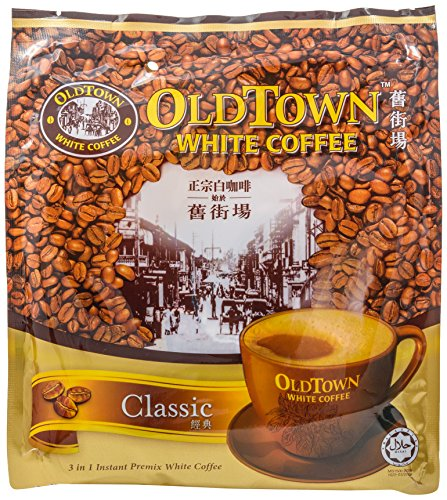 Check The Price Of Old Town White Coffee 3 In 1 Clic 600g Reviews Here Try Prime 30 Day Free Trial