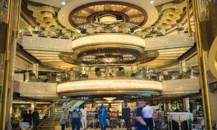 Things to do on a Cruise Ship Especially on a Sea Day (Royal Princess)
