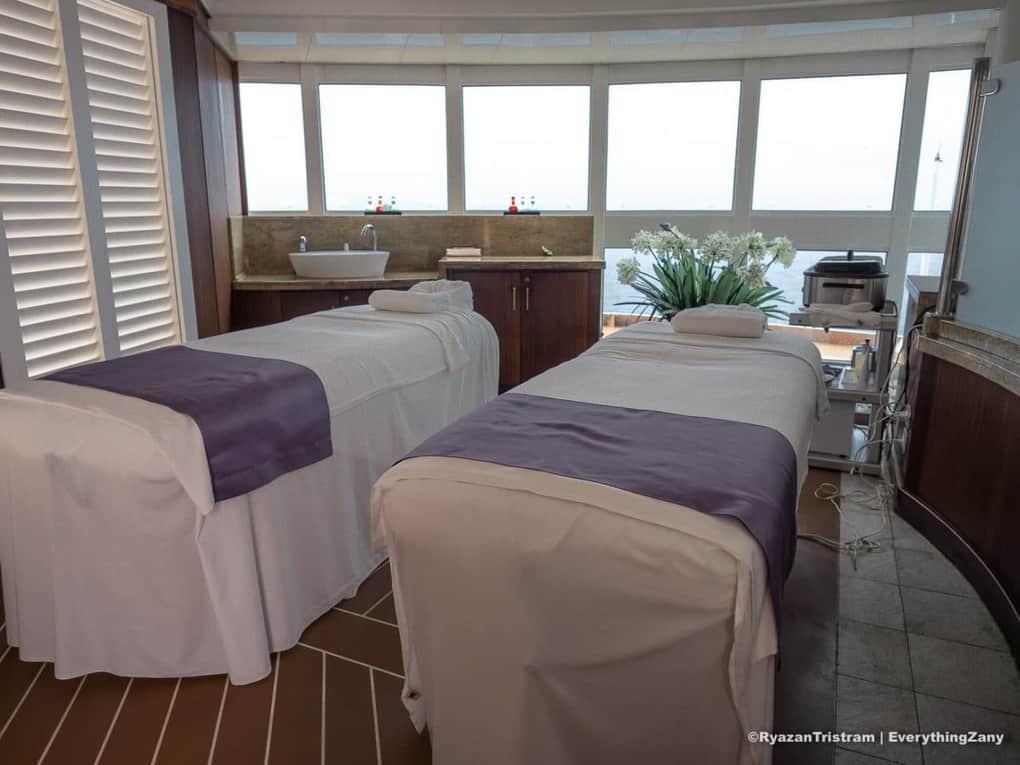 The Sanctuary Massage Room