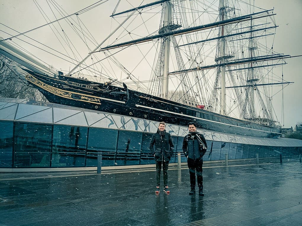 Best Things to Do in London (UK) - Cutty Sark