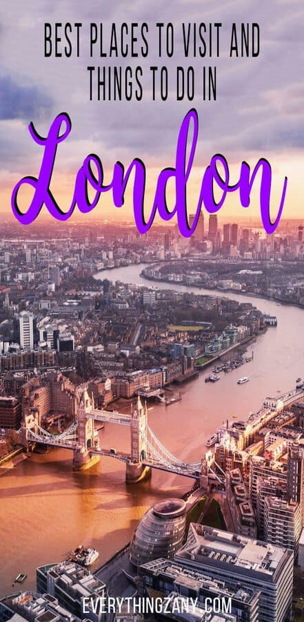 London Attractions: Best Things to Do in London (UK)
