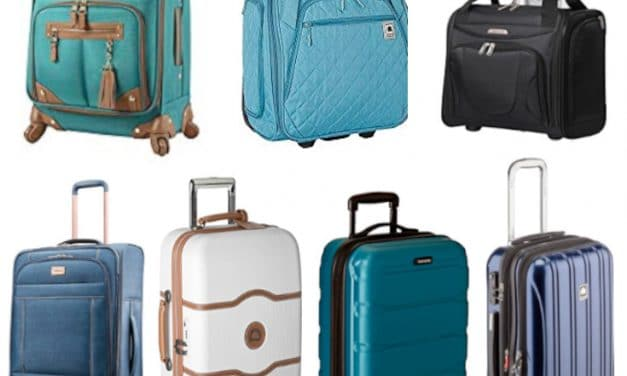 Best Carry On Luggage for Travellers (Cabin Suitcase)