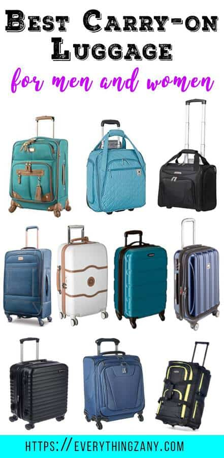 Best Carry On Luggage Cabin Suitcase