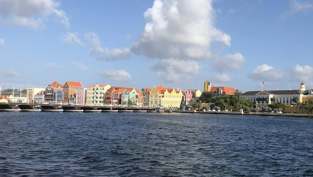 Curacao Unesco site