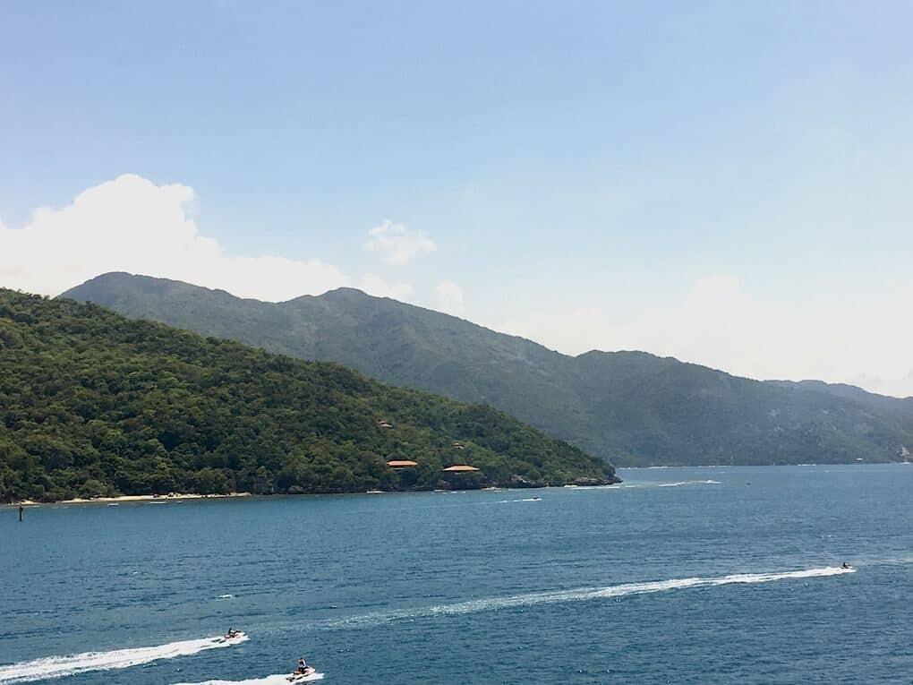 Haiti Western Caribbean cruise