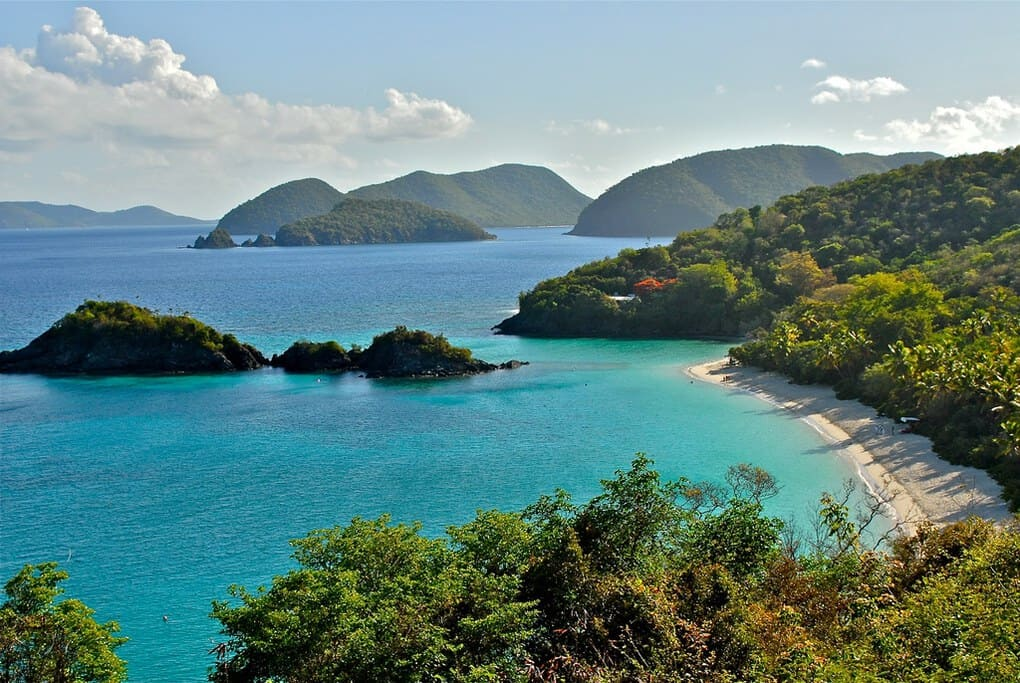 US Virgin Island cruise